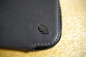 bellroy card pocket owl ベルロイ 財布 カードポケット フクロウ