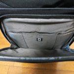 travelpro flightcrew 5 front pocket
