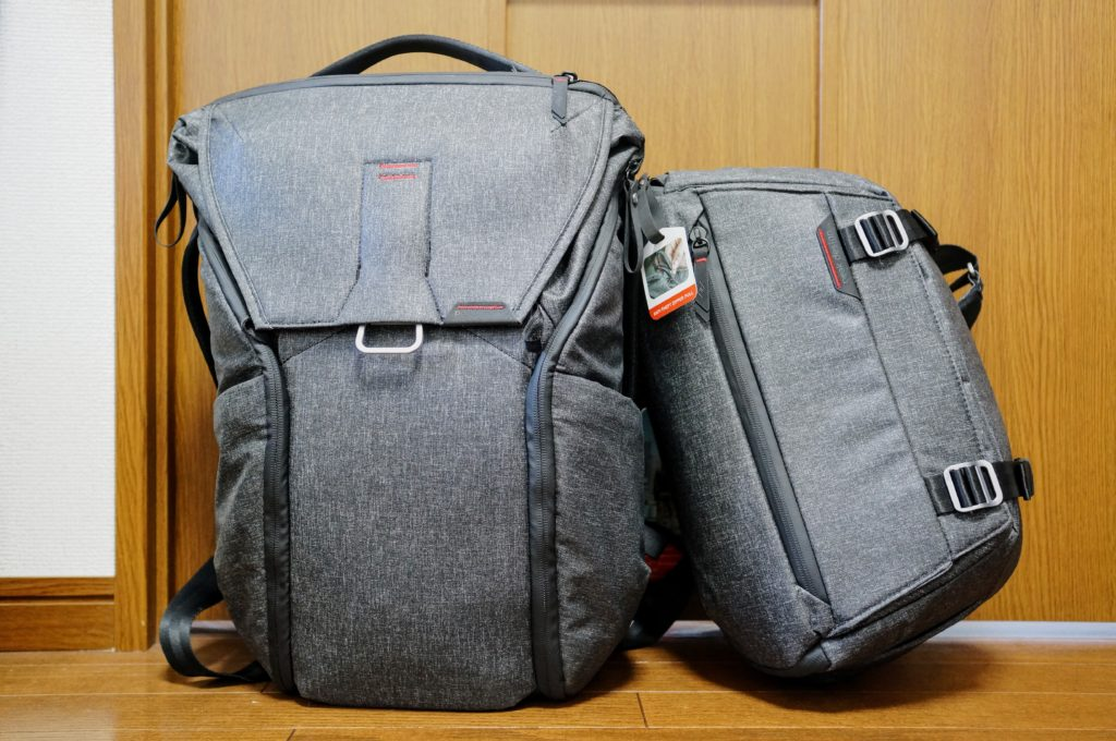 Peak Design Everyday Backpack and Sling
