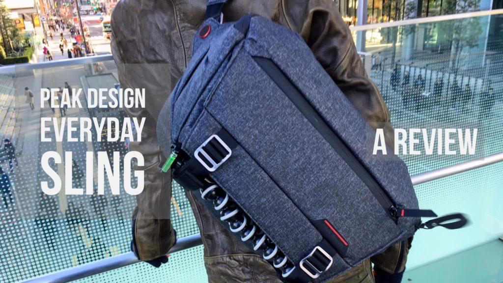 Peak Design Everyday Sling レビュー