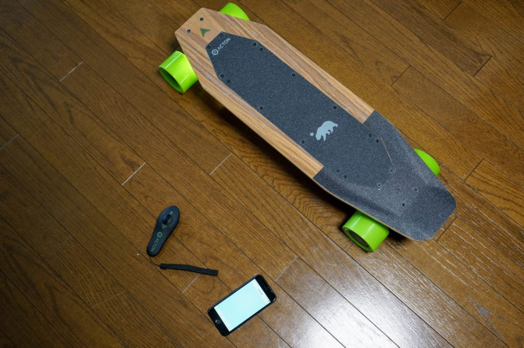 acton blink s front side