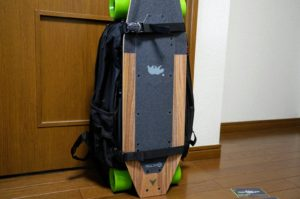 acton blink s on backpack