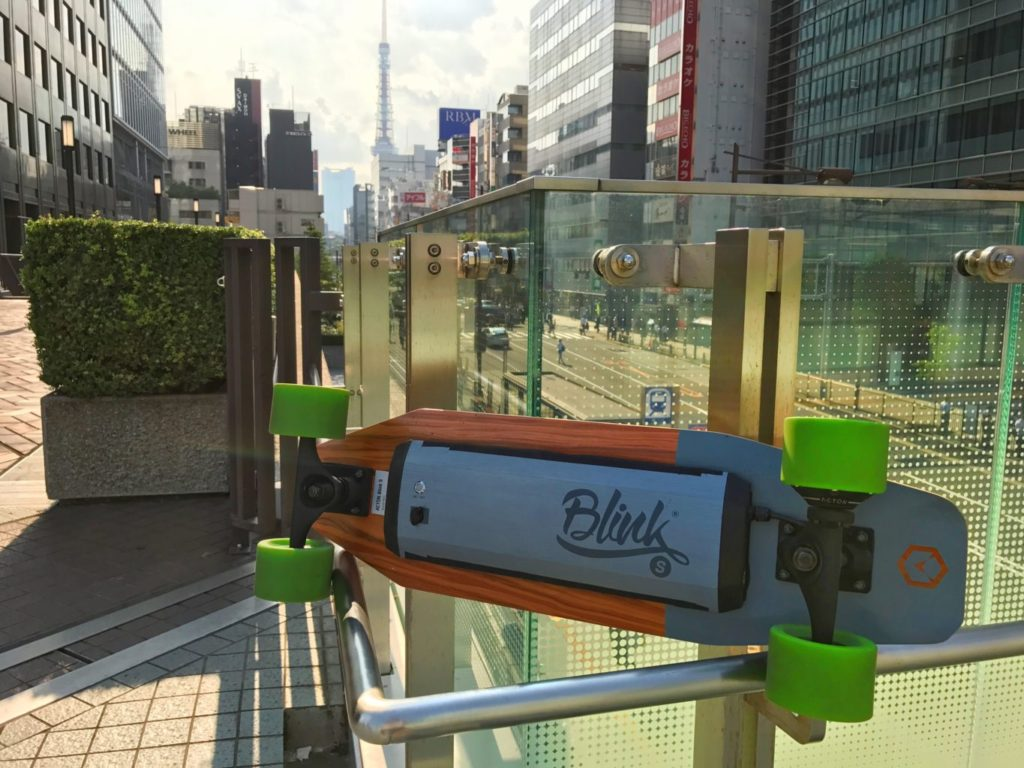 acton blink s tokyo tower