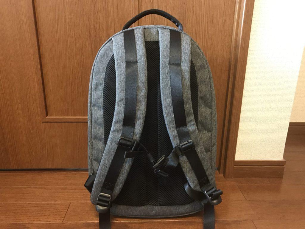aer fit pack straps