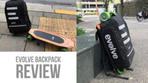 evolve backpack review