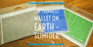 slimfold wallets gray blue green