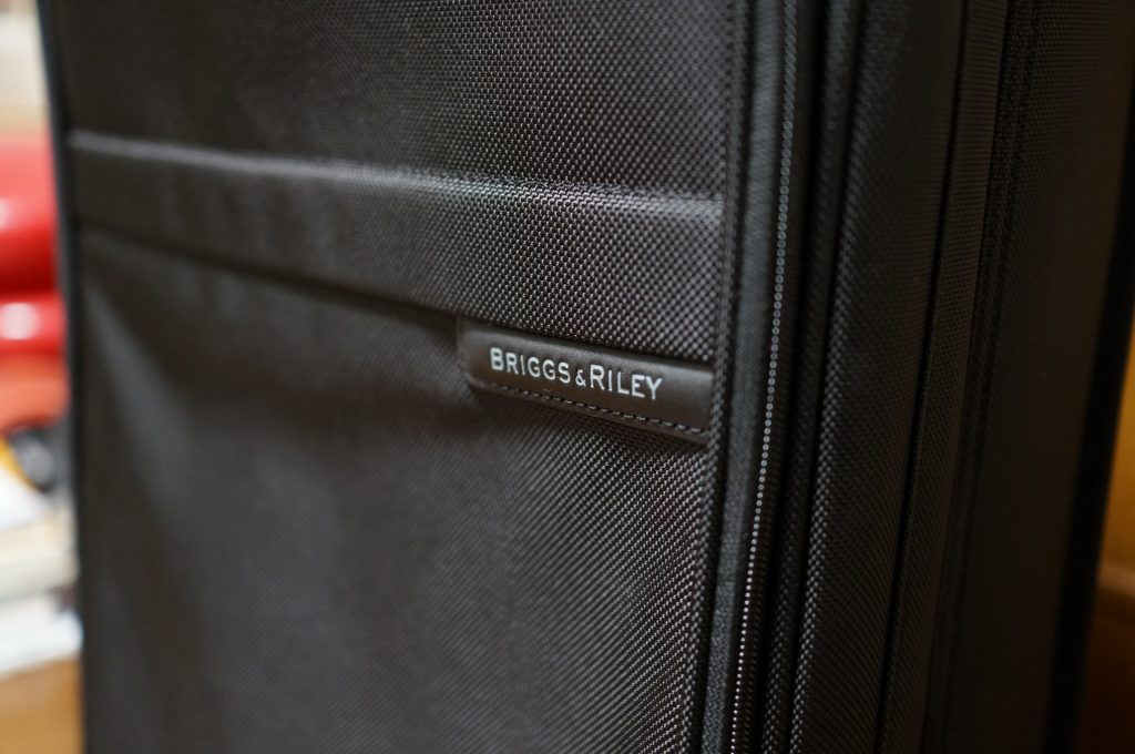 briggs and riley U122CX carryon logo キャリーバッグ