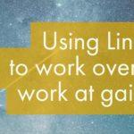 use linkedin to work overseas