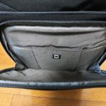 travelpro flightcrew 5 front pocket