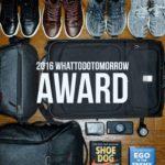 2016 whattodotomorrow award