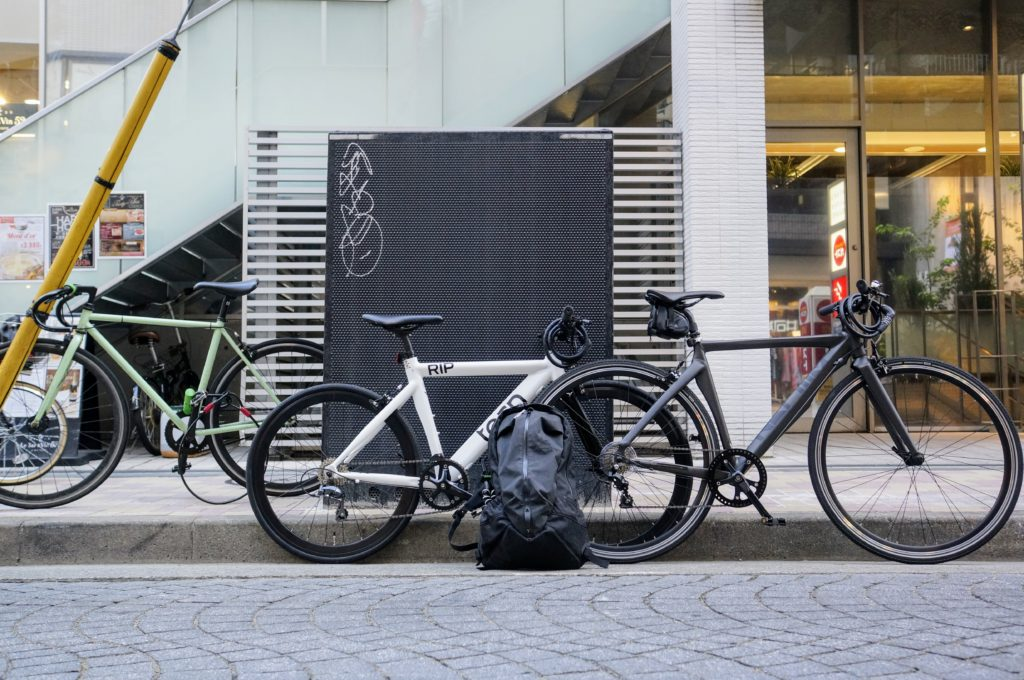 arcteryx arro 22 oshmans edition with bikes