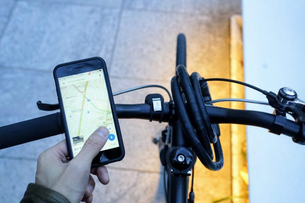 quad lock iphone 7 navigation
