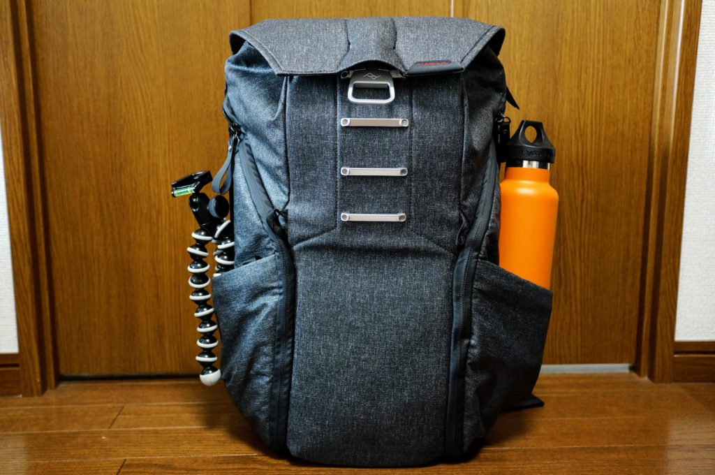Peak Design Everyday Backpack bag full