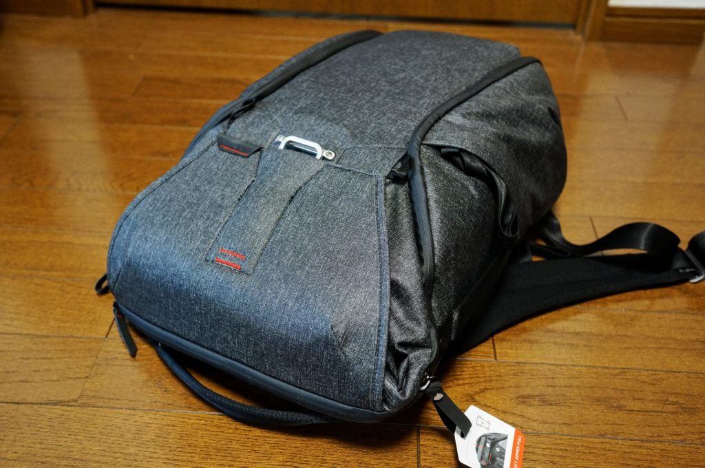 Peak Design Everyday Backpack 開封