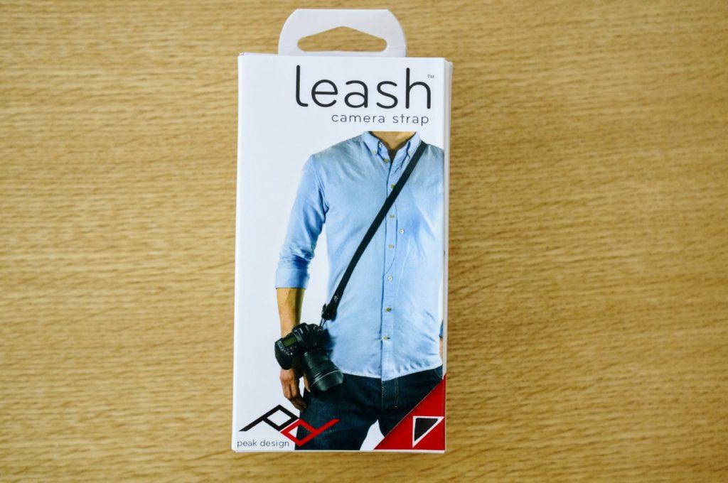 ピークデザイン Leash カメラストラップ