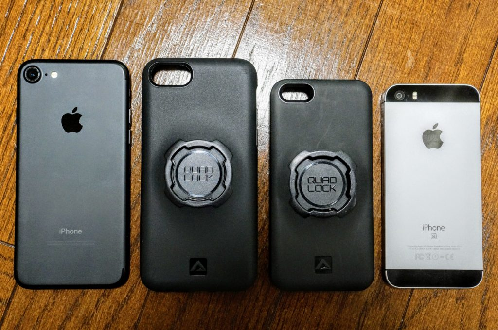 quad lock iphone se 7