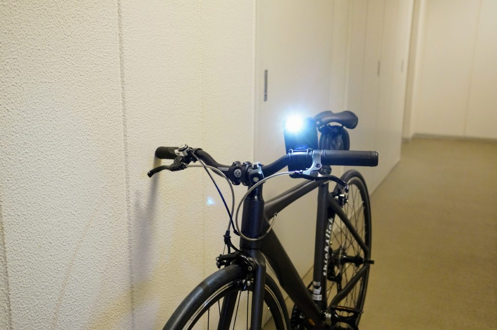 quad lock light front