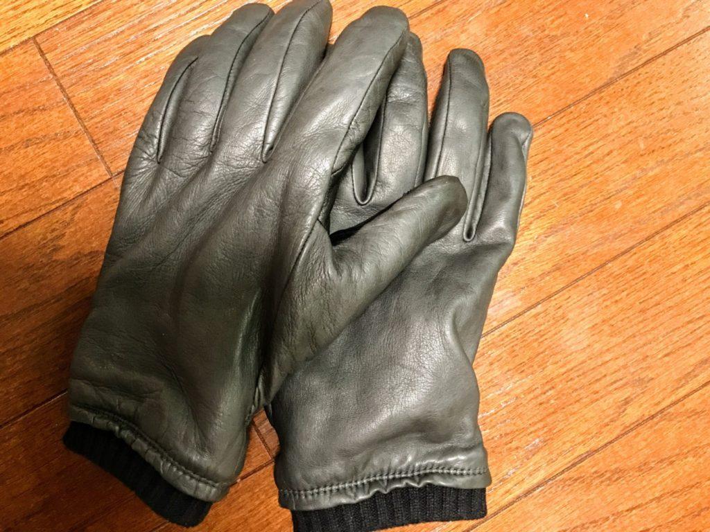honns oliver gloves top