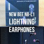 New Bee NB-L1 earphone