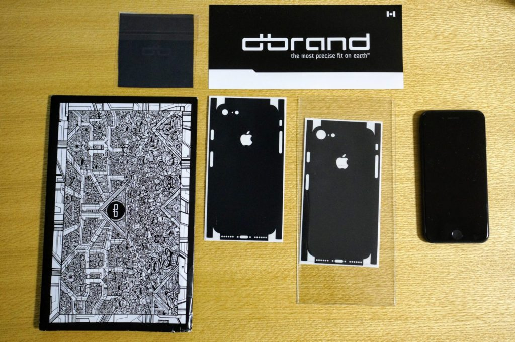 dbrand iphone 7 skin package