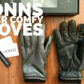 honns oliver gloves