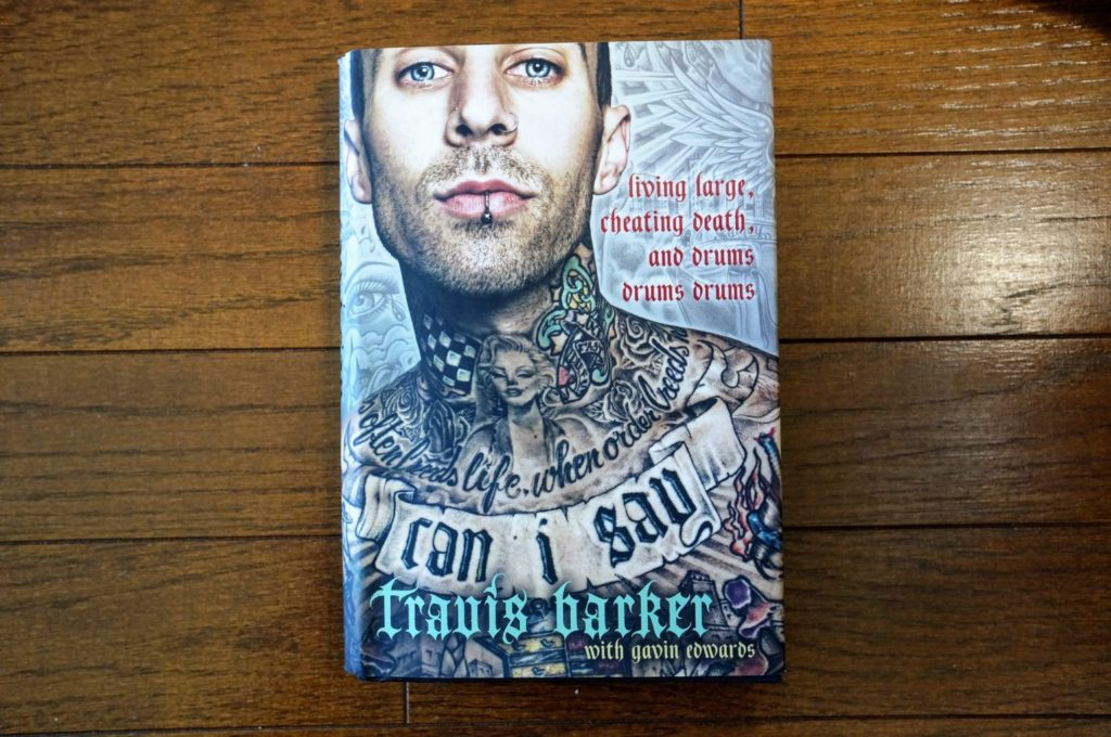 travis barker can i say cover