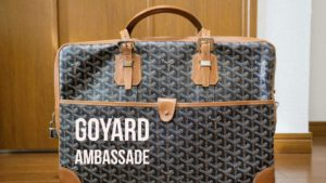 goyard ambassade