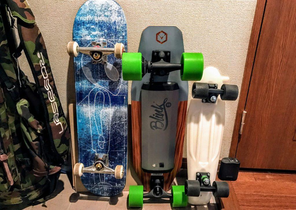 acton blink s skateboard penny board