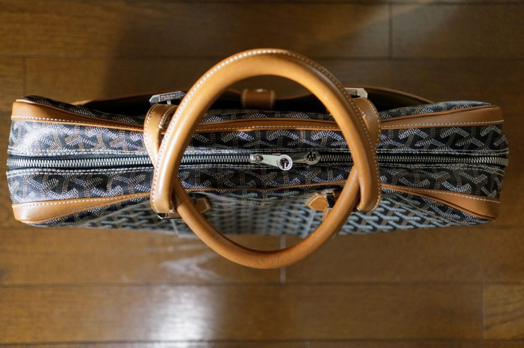 goyard ambassade straps