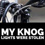 my knog lights were stolen