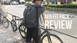 Aer Fit Pack - This Backpack Gives You a Huge Bang for the Buck!