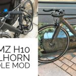 Helmz H10 Bullhorn handle mod