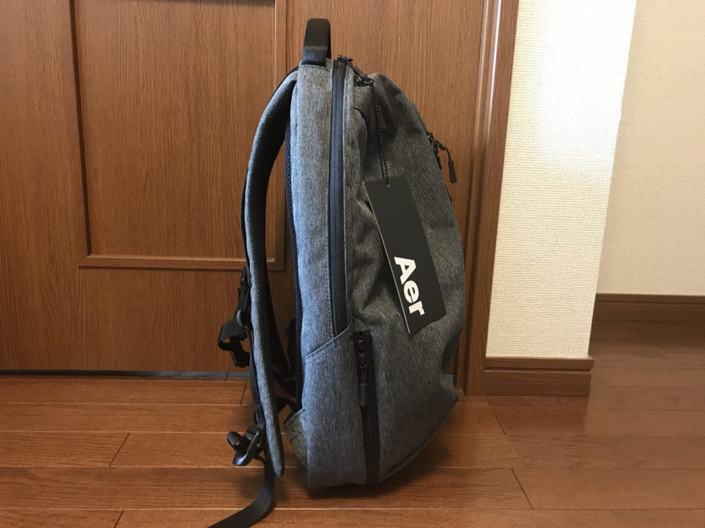 aer fit pack side