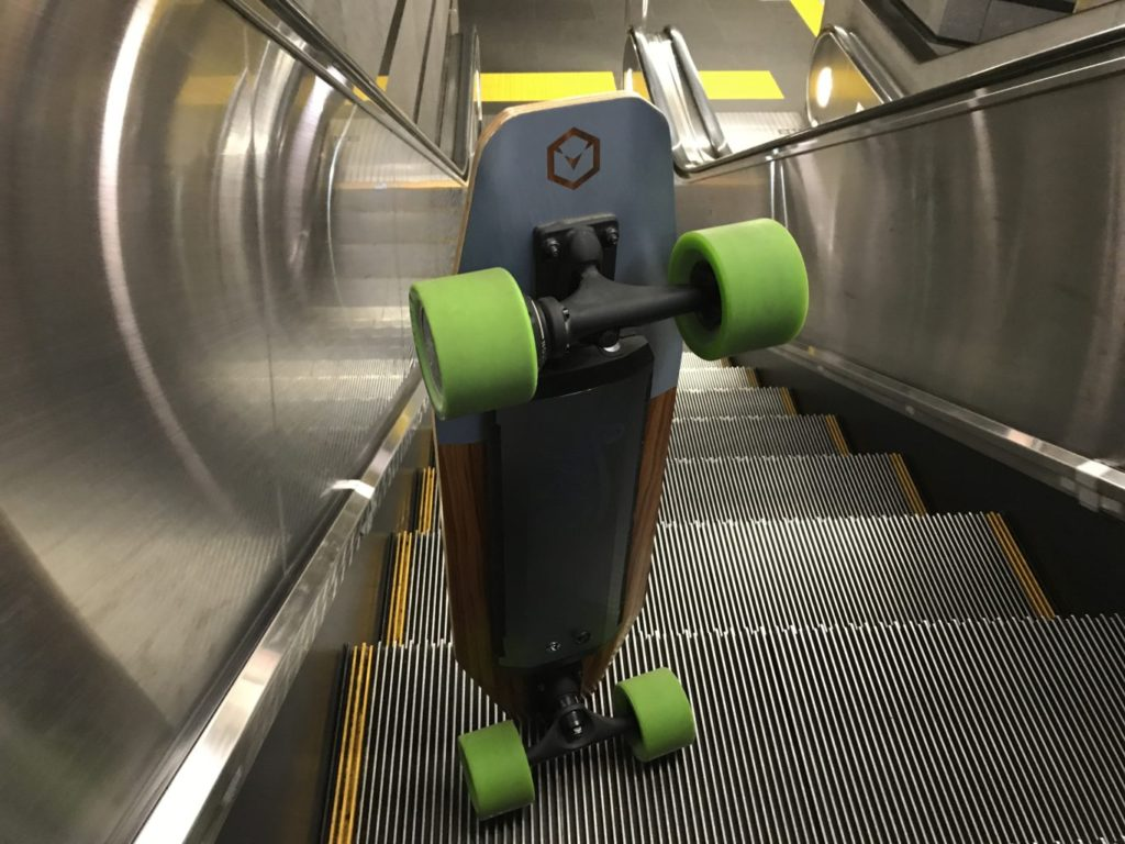 blink s escalator