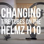 Changing Tire Tubes on the Helmz H10