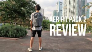 Aer Fit Pack 2 - The Fit Pack is Back, and It Got Even Better!