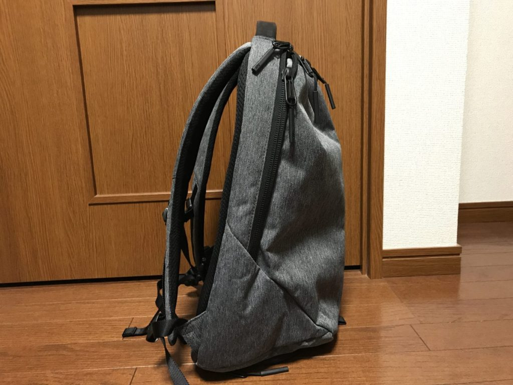 aer fit pack 2 side view