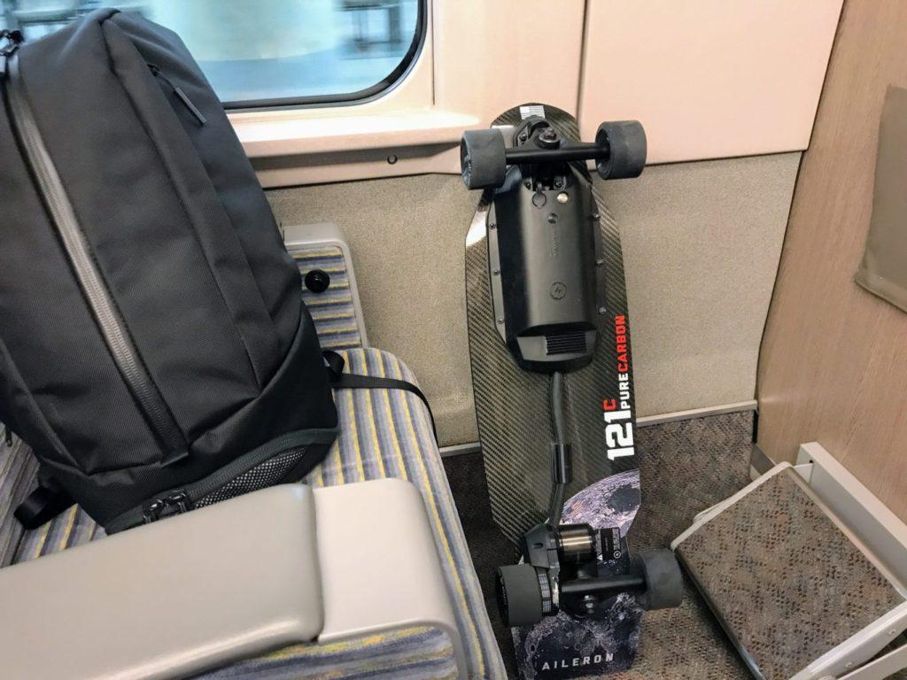 aer duffel pack 2 in shinkansen