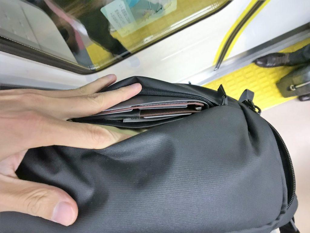 everyday sling 5l moleskin bellroy travel wallet
