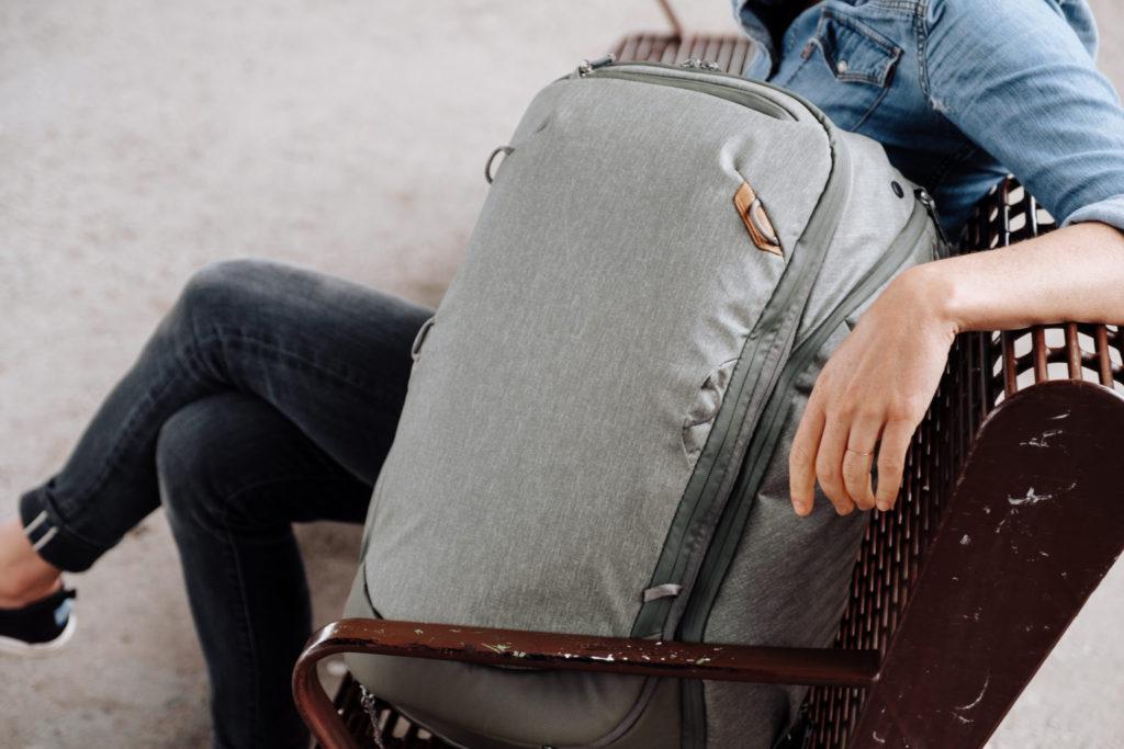 peak design travel line backpack