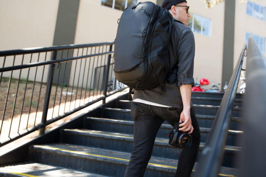 peak design backpack travel line