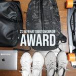2018 whattodotomorrow awards