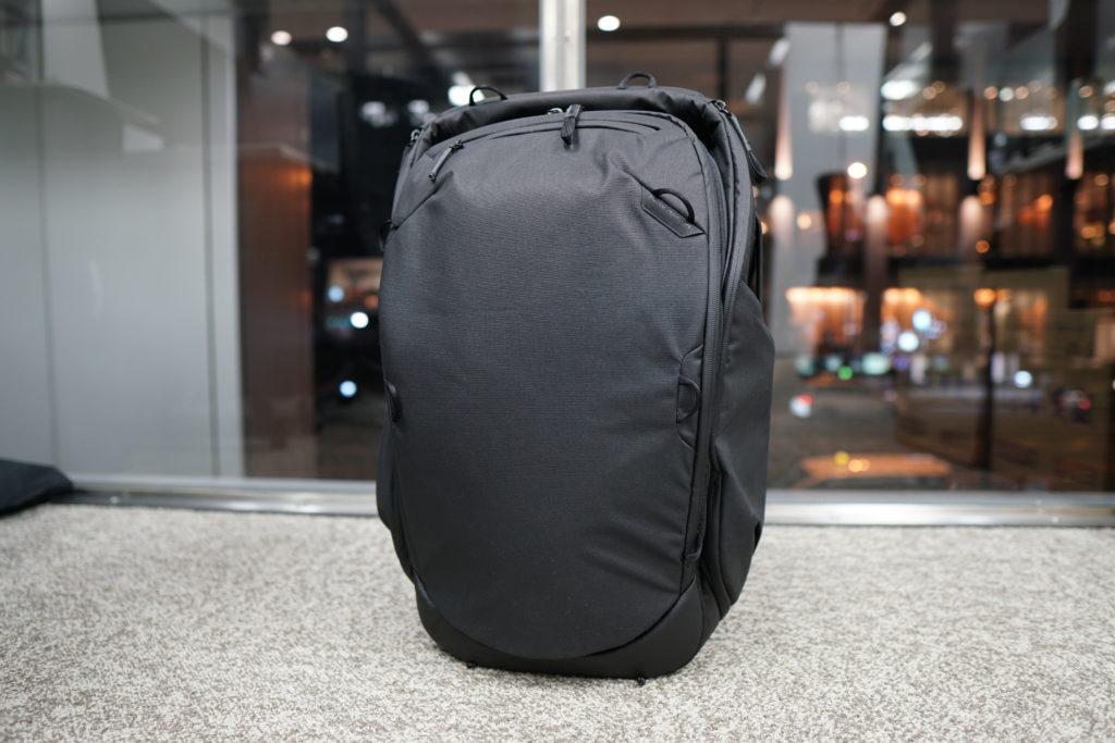 1 Peak Design Travel Backpack
