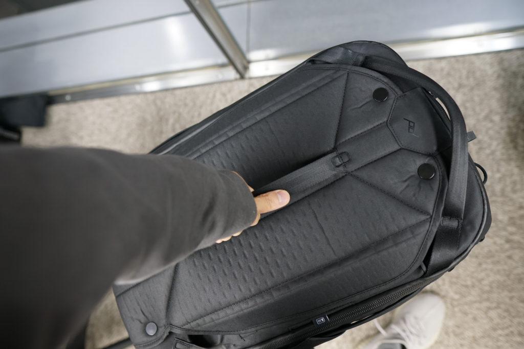 17 travel backpack duffel