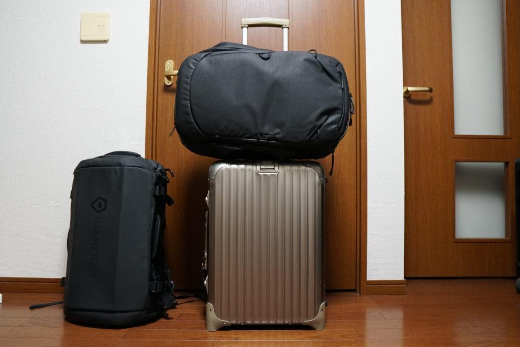 18 travel backpack docking