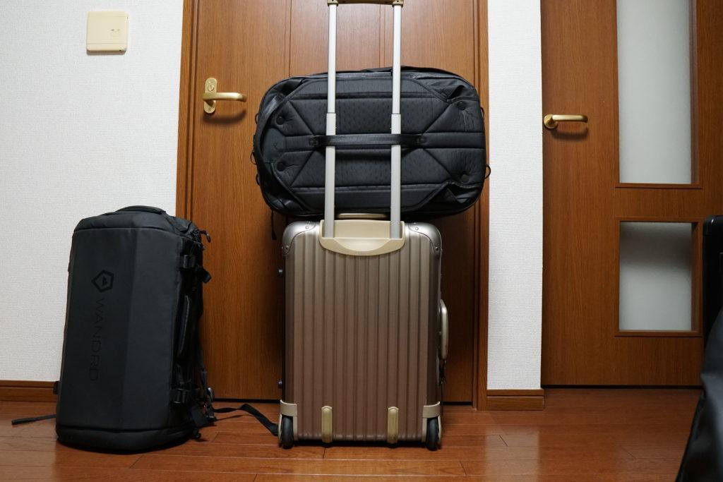 19 travel backpack docking topaz