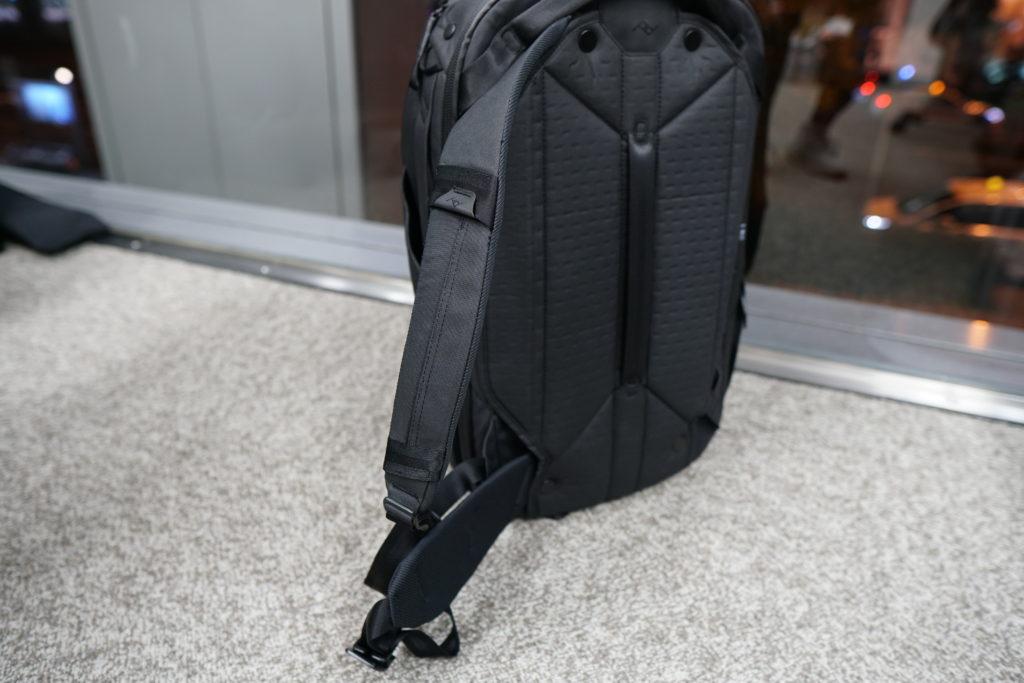 22 travelpack straps