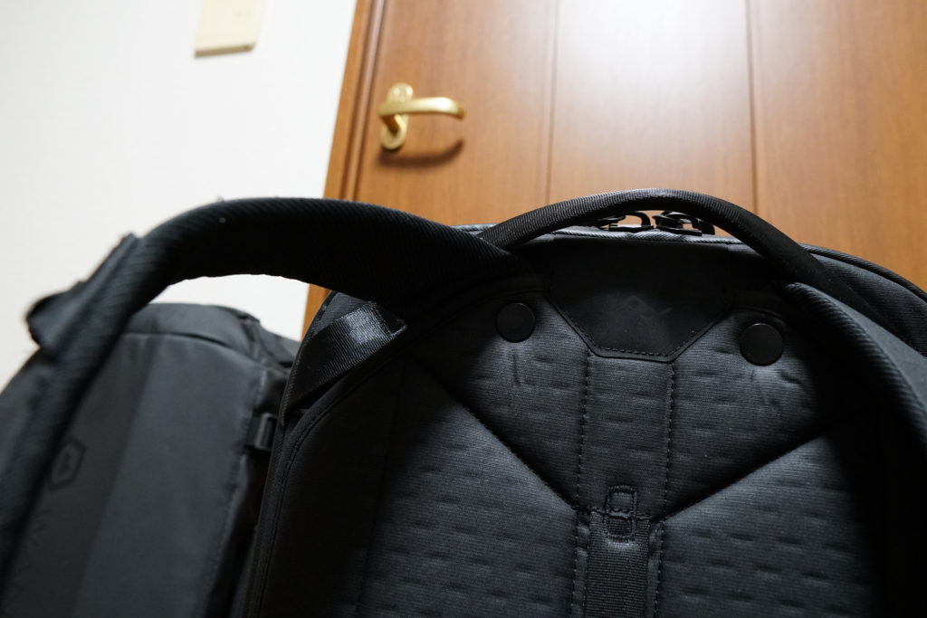 31 travel backpack straps