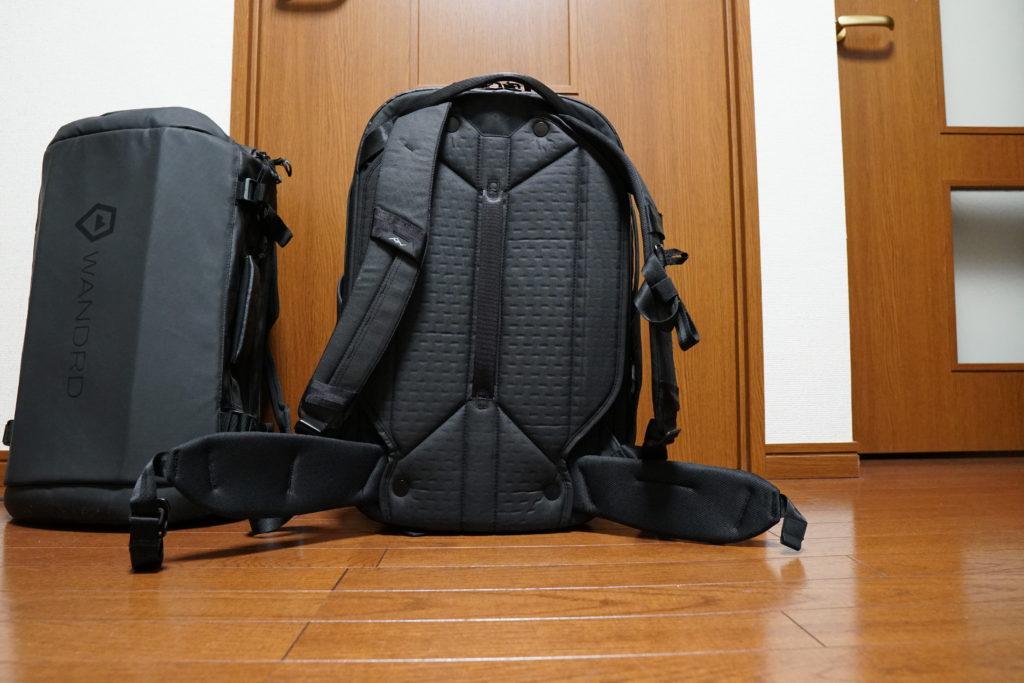 33 travel backpack waist straps