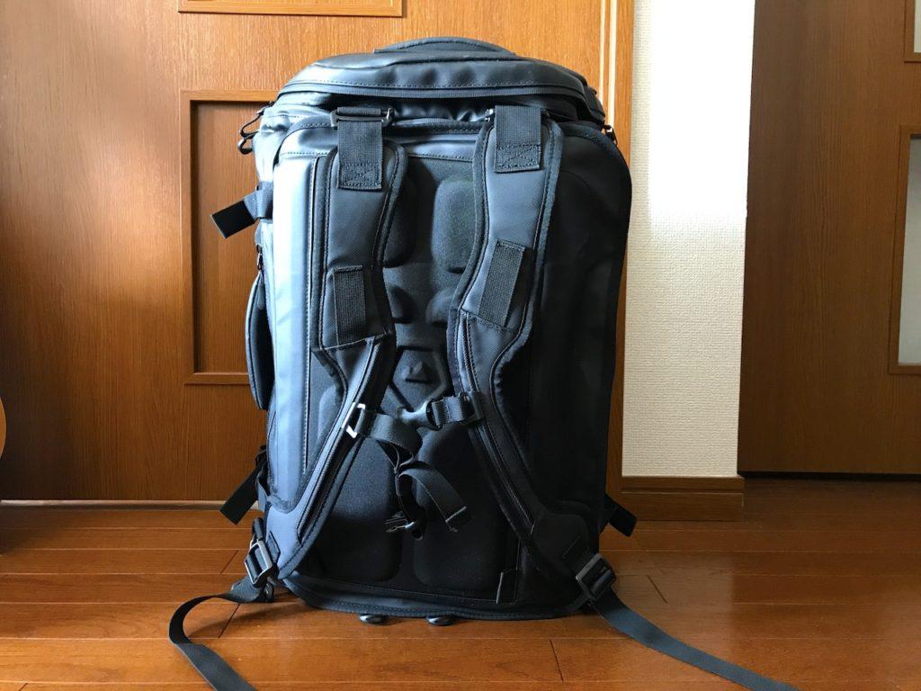 hexad duffel back